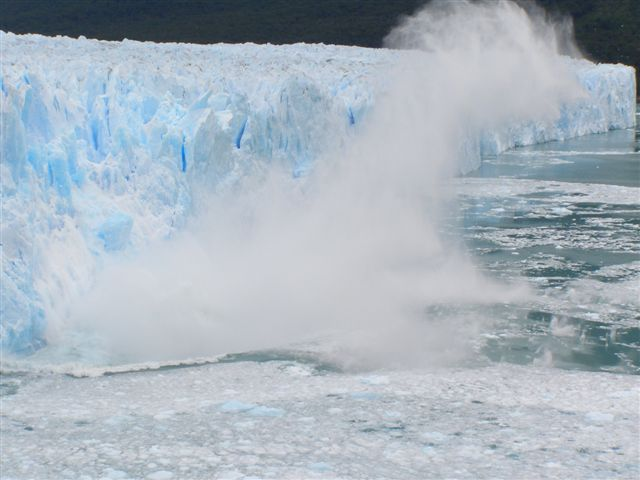 Perito Moreno gletsjer - El Calafate
