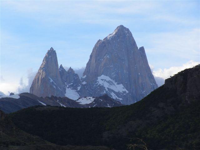 Fitz Roy, Patagonie