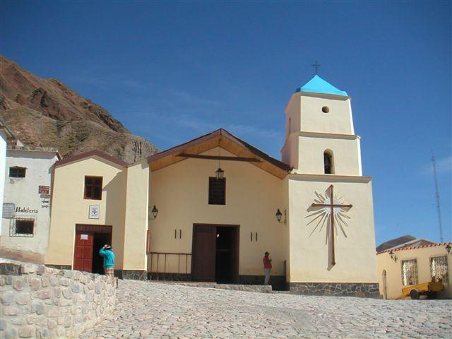 kerk Iruya