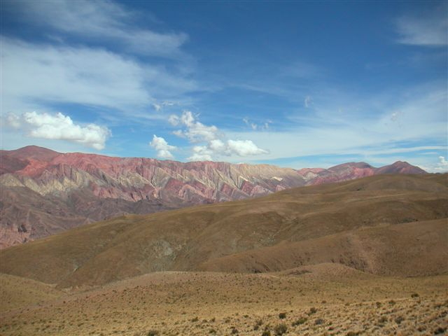 landschap Humuhuaca
