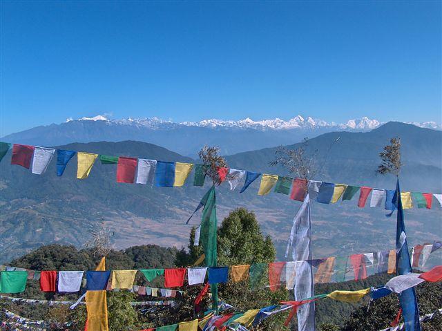 Jamacho, Kathmandu Valley, Nepal, Himalaya