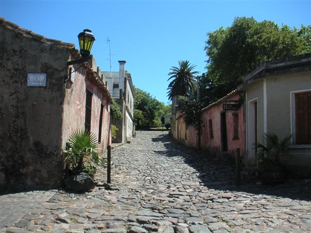 Colonia del Sacramento Uruguay  city photo : Colonia del Sacramento, Uruguay